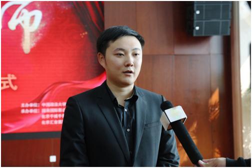 刘梓辉:把《剑出苍茫》拍成电视剧对于我来说是一种使命