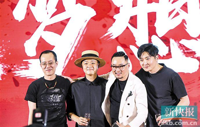 著名歌手郝云气泡qpao、九宝乐队也倾情献唱