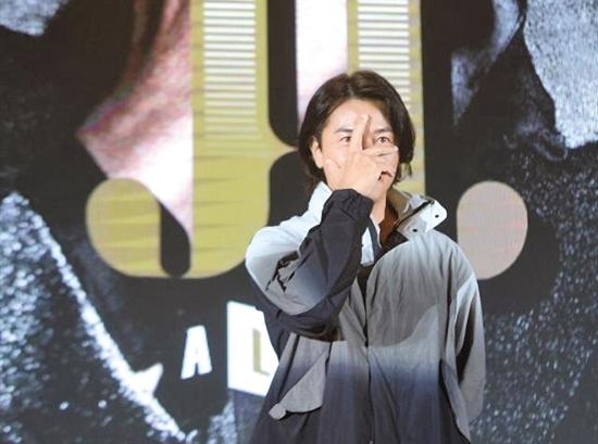 """时隔六年再到广州开个唱,郑伊健要创造 """"新的回忆"""""""