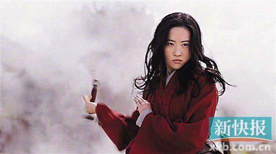 导演曝光选角视频 揭秘刘亦菲是怎么成为花木兰的