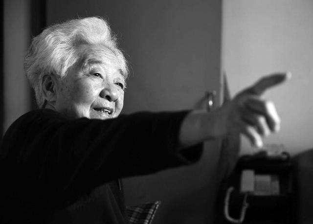 """""""最美江姐""""于蓝病逝,享年99岁"""