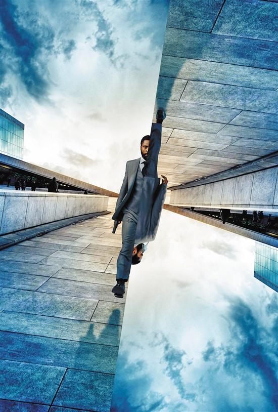 新片《信条》正式上映 诺兰又来挑战观众智商了